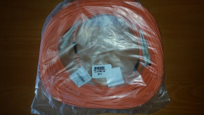 Miglior prezzo IBM P/N 12R9561 MM50 LC-LC P-31M 31M/101FT FIBER CABLE